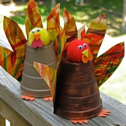 paper cup turkey craft easy thanksgiving craft for paper cup turkey
