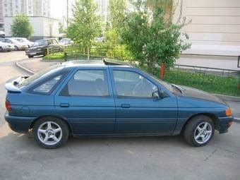 small engine maintenance and repair 1997 ford escort electronic throttle control 1994 ford escort images 1600cc gasoline ff manual for sale