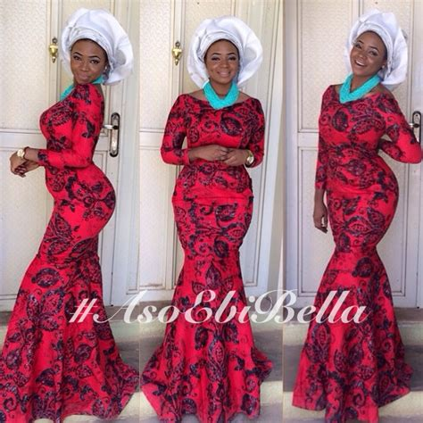 belle naija 2015 styles nigerians do glamour aso ebi style edition my fashion s