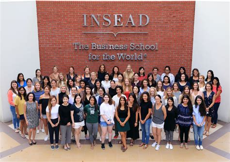 Insead Mba Singapore Ranking by A Pair Of Photographs To Fifty Years Insead