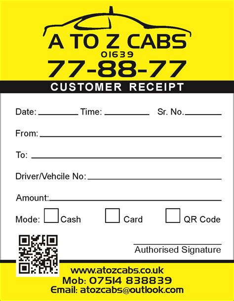 a z a to z cabs limited