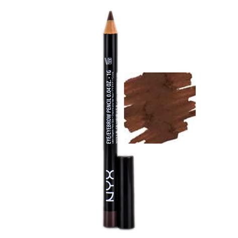 Nyx Slim Eye Pencil nyx slim eye pencil 902 brown nyx slim eye pencil