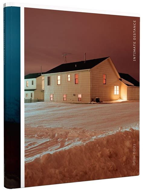todd hido initimate distance famous books