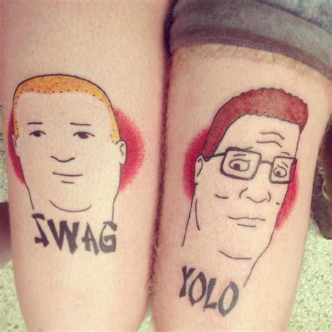 couple tattoo hashtags couples tattoos that totally nail it tetris guff