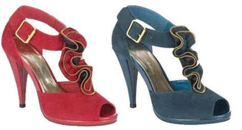 matalan shoes for matalan ruffle zip detail peep toe shoes gt shoeperwoman