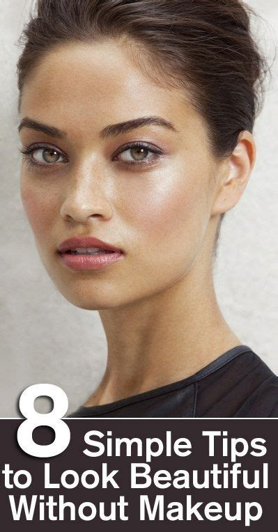 Top Tips On Looking Sans The Sleazy by How To Look Naturally Beautiful Without Makeup Everyday