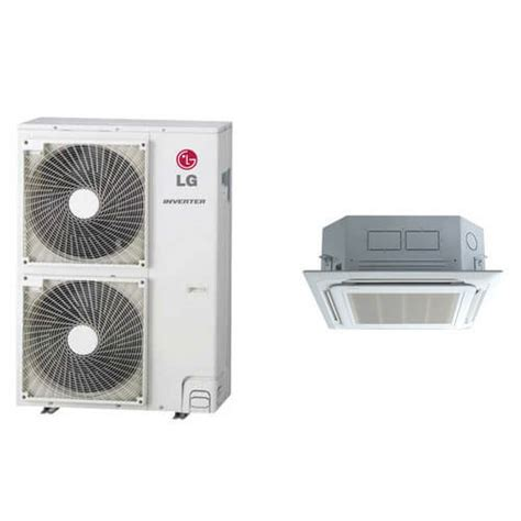 ductless mini split cassette lc426hv lg lc426hv 41 000 btu ductless single zone