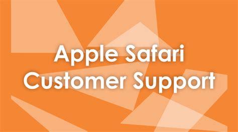apple safari customer service phone number for instant