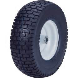 marathon tires flat free lawn mower and cart tire 13in x