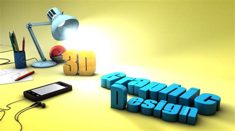 3d designer graphics 3d graphic design