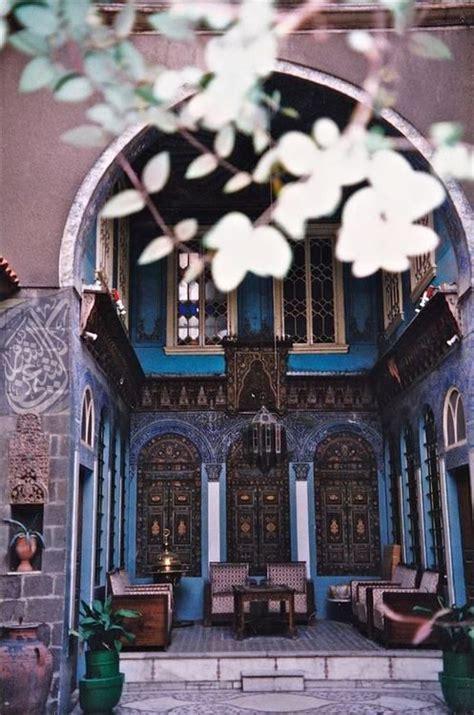 old damascus syria beit 3arabi old style arab houses damascus syria old
