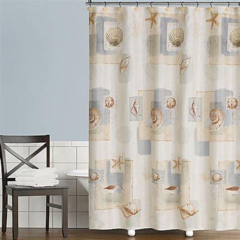 neutral shower curtain saturday knight bayside shower curtain in neutral www