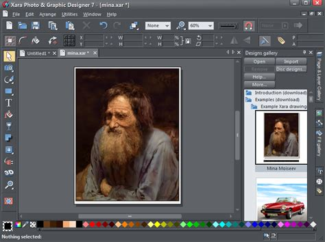 graphics design software reviews download xara photo graphic designer 7 1 2002 free