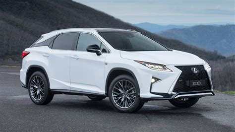 lexus sport car 2017 review 2017 lexus rx review