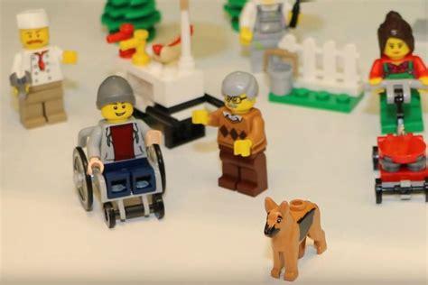 Kursi Roda Untuk Anak Berkebutuhan Khusus lego luncurkan koleksi terbaru figur anak berkebutuhan
