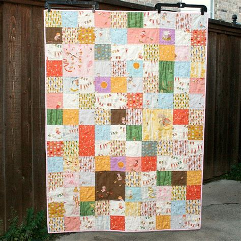 Emily Patchwork Quilt - quilts by emily far far away iii patchwork quilt