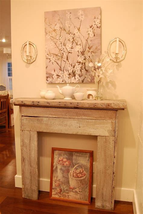 Plastic Fireplace Mantel by 1000 Ideas About Faux Mantle On Mantle