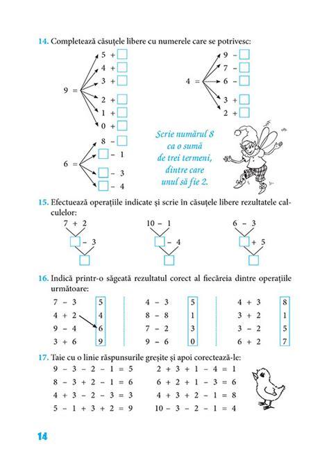 test matematica matematica exerci紕ii probleme teste culegere pentru
