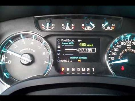 electronic stability control 1987 ford ranger instrument cluster 2011 ford f150 dash cluster youtube