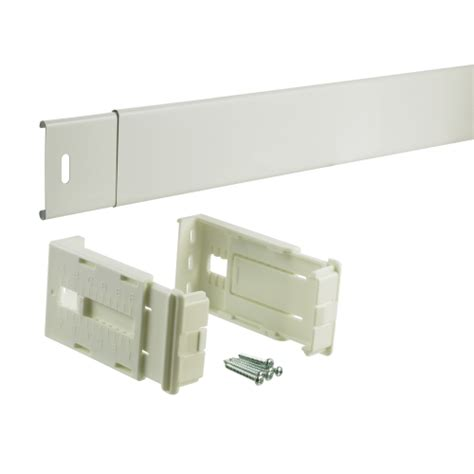 Pocket Curtain Rod Brackets Particular by Levelor 28in X 48in Wide Pocket Curtain Rod Kn506ap