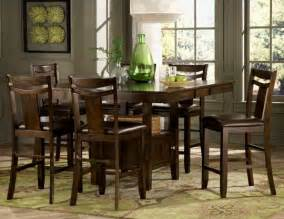 High Dining Room Table Sets by High Dining Room Table And Chairs House Design Ideas
