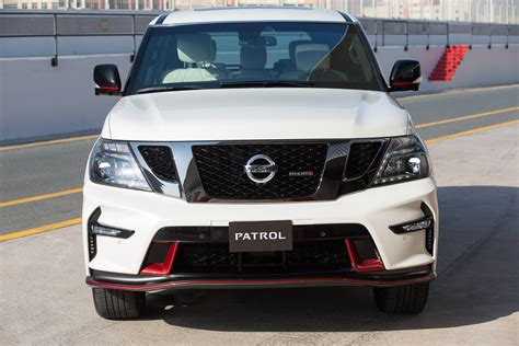 nissans suv nissan s patrol suv gets nismo treatment with 428hp v8