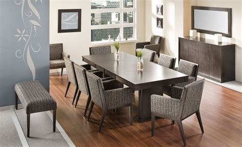 Contemporary Solid Wood dining #Table & #Chairs Made in