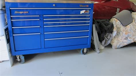 Snap On 11 Drawer Tool Box by Snap On Tool Chest 11 Drawer Classic 78 Royal Blue