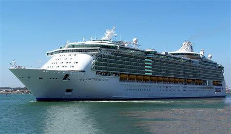 le 10 navi da crociera pi 249 grandi mondo port