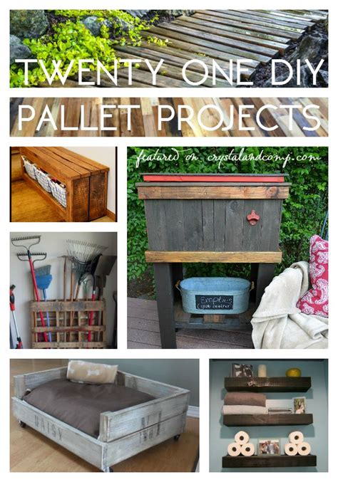 easy diy pallet projects pallet projects