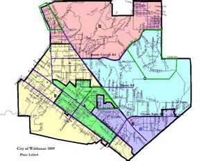 wildomar districting information