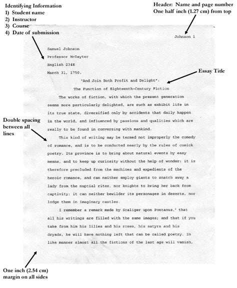 college research paper exle structure of college research paper format apa research