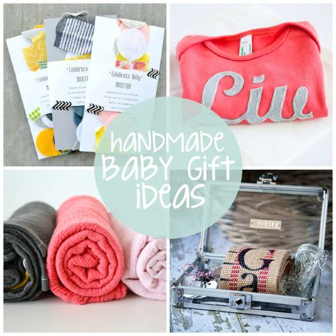 Handmade Gifts From Baby - handmade baby gift ideas