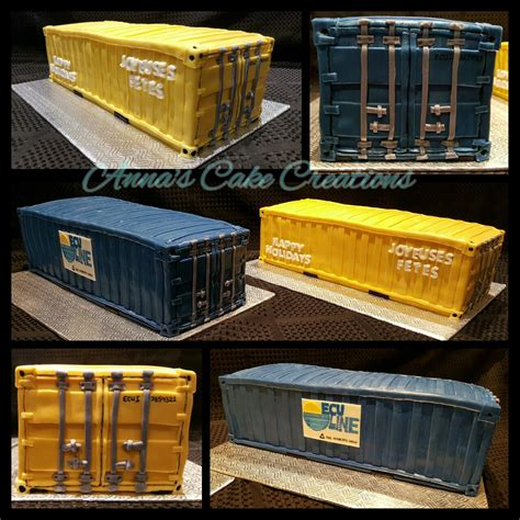 Cake Container shipping container cake s cake creations