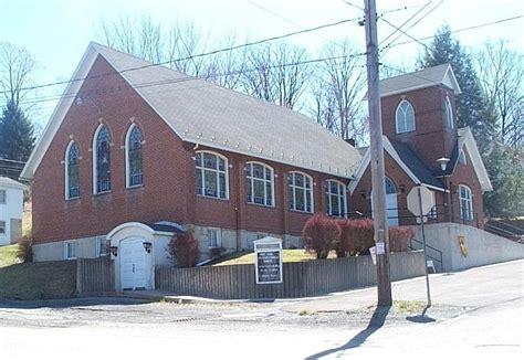 snow shoe pa snow shoe pa methodist church photo picture image