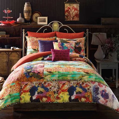 bohemian chic bedding boho chic bedding sets with more ease bedding with style