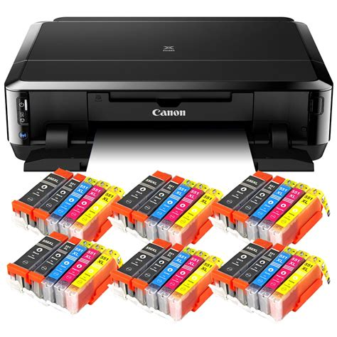 Usb Printer Canon canon pixma ip7250 printer cd printing duplex photo