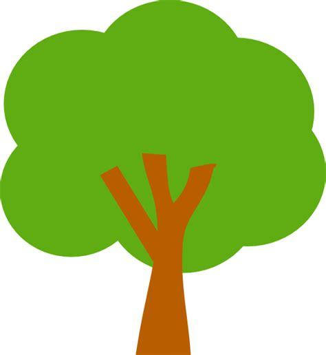 wallpaper pohon kartun 1 green tree clip art at clker com vector clip art online