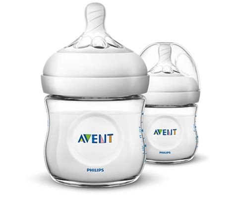 Philips Avent Bottle 125ml philips avent bottle 125ml 4oz 2 bottles