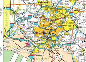 Map Of Southwest Ohio by Hamilton Counties Ohio United States County Information
