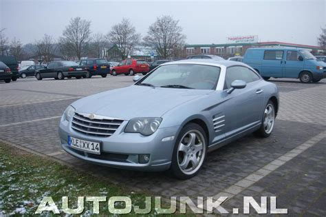 2010 Chrysler Crossfire by Chrysler Crossfire Foto S 187 Autojunk Nl 33297