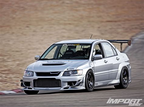 Galerry lancer evolution viii ix custom mitsubishi evo pictures