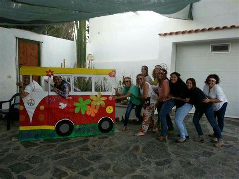 furgoneta hippie decoracion furgoneta hippie manualidades