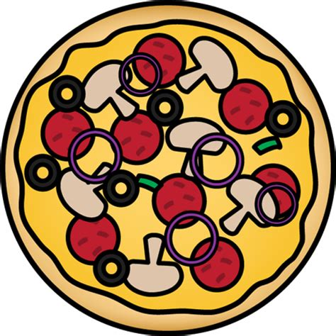 pizza clipart pizza pie clipart free clipart