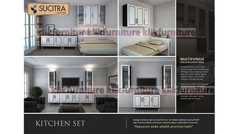 Tarikan Lemari Kitchen Set 12cm Promo Termurah kitchen set atas 3 pintu kca 5103 sucitra promo diskon