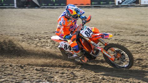 pro national motocross official jeffrey herlings to race the ironman ama pro