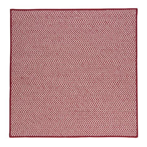 12 X 12 Outdoor Rug Home Decorators Collection Sangria 12 Ft X 12 Ft Indoor Outdoor Braided Area Rug