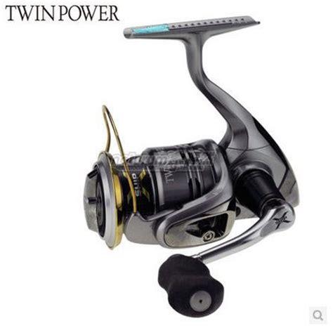 Reel Shimano Power C3000hg front drag spinning reel fluidrive fishing reels
