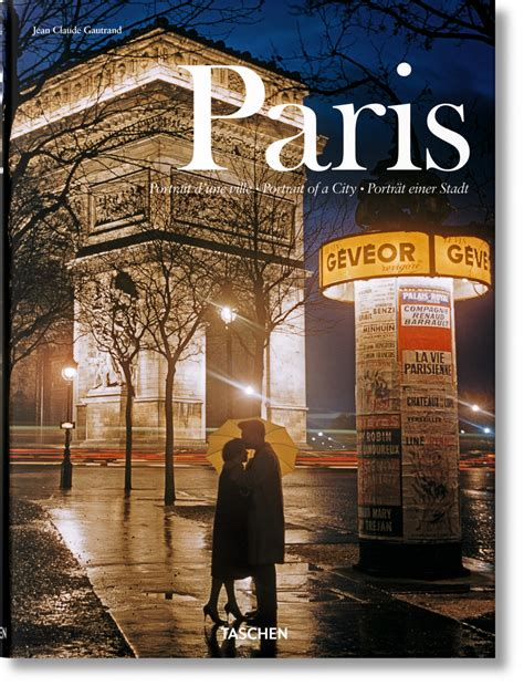 paris portrait of a paris portrait of a city taschen books