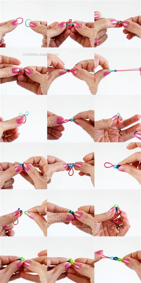 rubber band bracelets     loom tutorial